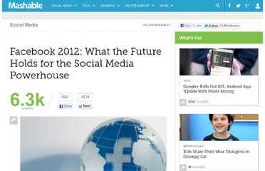 http://mashable.com/2011/12/29/facebook-predictions-2012/