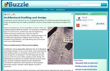 http://www.buzzle.com/articles/architectural-drafting-and-design.html