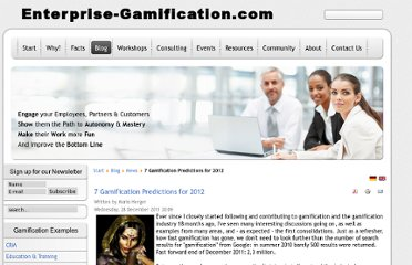 http://enterprise-gamification.com/index.php/blog/2-news/59-7-gamification-predictions-for-2012