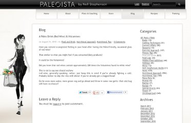 http://paleoista.com/food-and-drink/a-paleo-drink-red-wine-histamines-3/
