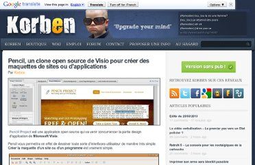http://korben.info/pencil-un-clone-open-source-de-visio-pour-creer-des-maquettes-de-sites-ou-dapplications.html
