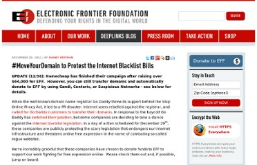 https://www.eff.org/deeplinks/2011/12/moveyourdomain-protest-internet-blacklist-bills