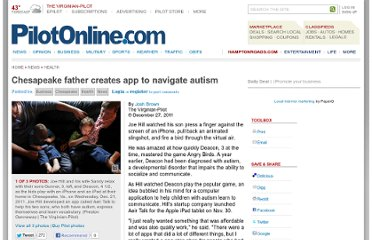 http://hamptonroads.com/2011/12/chesapeake-father-creates-app-navigate-autism