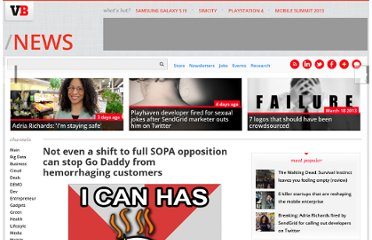 http://venturebeat.com/2011/12/29/not-even-a-shift-to-full-sopa-opposition-can-stop-go-daddy-from-hemorrhaging-customers/