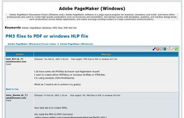 http://4.adobe-pagemaker-windows.overzone.net/pm3-files-to-pdf-or-windows-hlp-file-t279.html