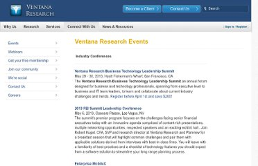 http://www.ventanaresearch.com/events/events.aspx?id=446