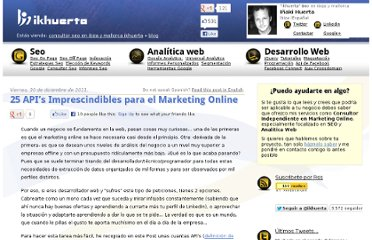 http://blog.ikhuerta.com/25-apis-imprescindibles-para-el-marketing-online