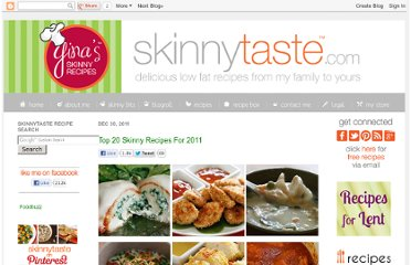 http://www.skinnytaste.com/2011/12/top-20-skinny-recipes-for-2011.html