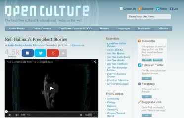 http://www.openculture.com/2011/12/neil_gaimans_free_short_stories.html