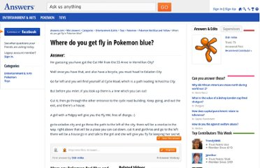 http://wiki.answers.com/Q/Where_do_you_get_fly_in_Pokemon_blue