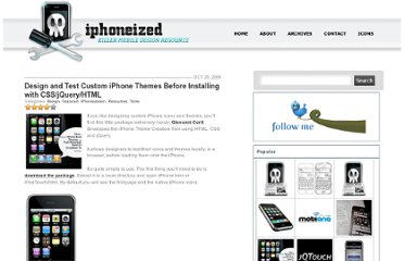 http://iphoneized.com/2009/10/iphone-theme-creation-tool/