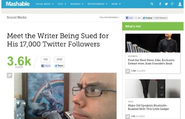 http://mashable.com/2011/12/30/twitter-follower-lawsuit-noah-kravitz/