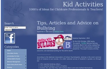 http://www.kidactivities.net/?tag=/anti+bully