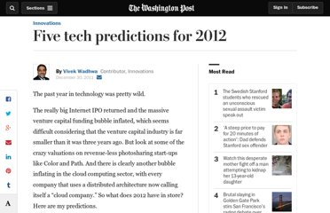 http://www.washingtonpost.com/national/on-innovations/five-tech-predictions-for-2012/2011/12/30/gIQAyqqCRP_story.html