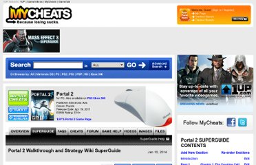 http://mycheats.1up.com/view/superguide/3168029/portal_2/pc