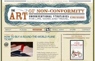 http://chrisguillebeau.com/3x5/round-the-world-plane-ticket/