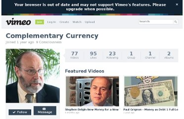 http://vimeo.com/complementarycurrency