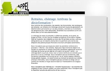 http://www.appeldesappels.org/spip.php?article273