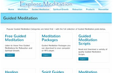 http://www.exploremeditation.com/guided-meditation/