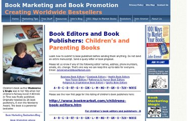 http://www.bookmarket.com/childrens.htm
