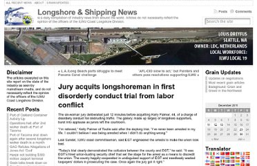 http://www.longshoreshippingnews.com/2011/12/jury-acquits-longshoreman-in-first-disorderly-conduct-trial-from-labor-conflict/
