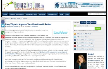 http://businessinfoguide.com/easy-ways-to-improve-results-with-twitter/