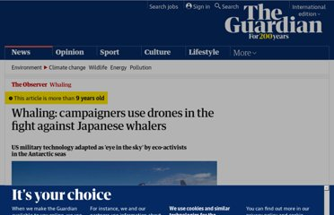 http://www.guardian.co.uk/environment/2012/jan/01/drones-fight-japanese-whalers