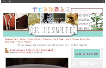 http://ourlifesimplified.com/kitchen/all-recipes/homemade-yogurt-in-a-crockpot/