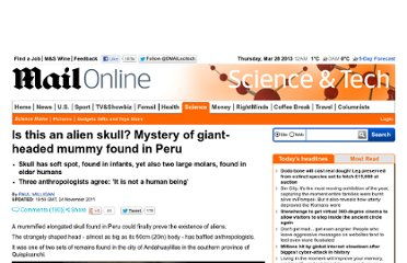 http://www.dailymail.co.uk/sciencetech/article-2063486/Alien-skull-Peru-Mystery-giant-headed-mummy-city-Andahuaylillas.html