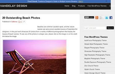 http://vandelaydesign.com/blog/galleries/beach-photos/