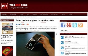 http://www.webandtime.com/from-ordinary-glass-to-touchscreen