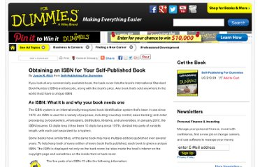 http://www.dummies.com/how-to/content/obtaining-an-isbn-for-your-selfpublished-book.html