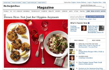 http://www.nytimes.com/2011/11/13/magazine/brown-rice-is-not-just-for-hippies.html?_r=1