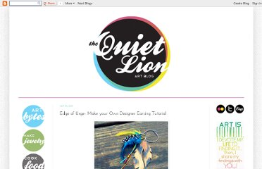 http://quietlioncreations.blogspot.com/2011/09/edge-of-urge-make-your-own-designer.html