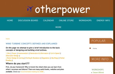 http://www.otherpower.com/otherpower_wind_tips.html
