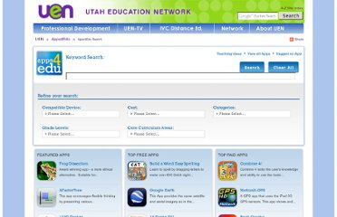 http://www.uen.org/apps4edu/