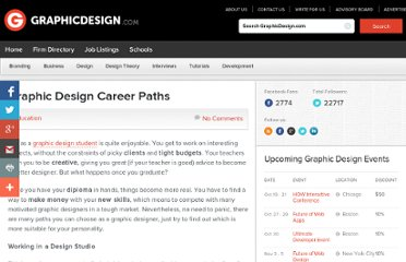 http://www.graphicdesign.com/article/graphic-design-career-paths/