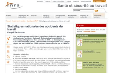 http://www.inrs.fr/accueil/accidents-maladies/statistique-accident-maladie/accident.html