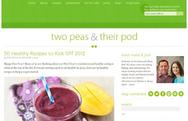http://www.twopeasandtheirpod.com/50-healthy-recipes-to-kick-off-2012/