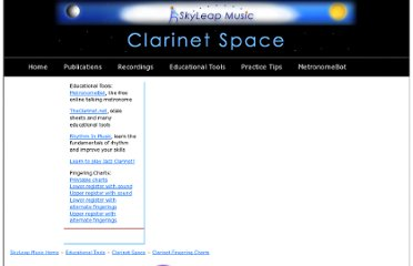 http://www.skyleapmusic.com/clarinet-notes-low-sound.html