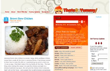 http://www.thatssoyummy.com/recipes/brown-stew-chicken/