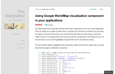 http://hasin.me/2009/09/14/using-google-worldmap-visualization-component-in-your-applications/