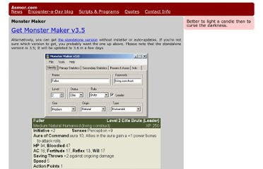 http://www.asmor.com/programs/monstermaker/index.php