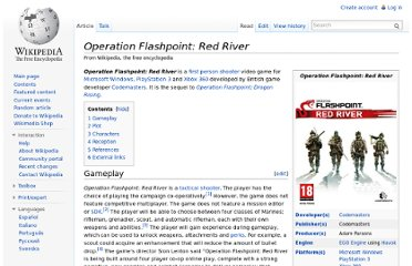 http://en.wikipedia.org/wiki/Operation_Flashpoint:_Red_River