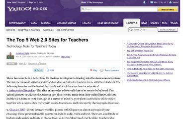 http://voices.yahoo.com/article/2354402/the_top_5_web_20_sites_for_teachers.html