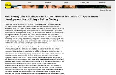 http://www.openlivinglabs.eu/news/how-living-labs-can-shape-future-internet-smart-ict-applications-development-building-better-so