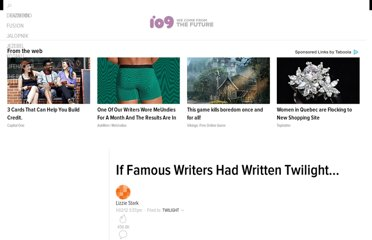 http://io9.com/5872490/if-famous-writers-had-written-twilight