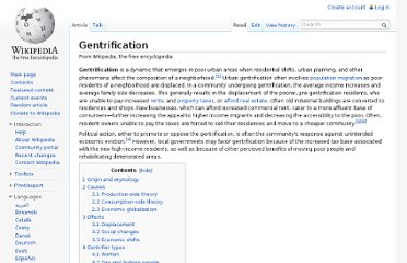 http://en.wikipedia.org/wiki/Gentrification