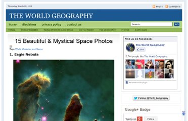 http://www.theworldgeography.com/2011/05/15-beautiful-mystical-space-photos.html
