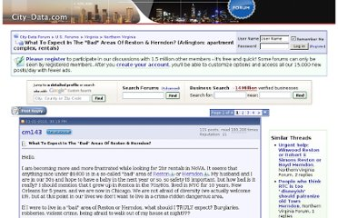 http://www.city-data.com/forum/northern-virginia/873579-what-expect-bad-areas-reston-herndon.html